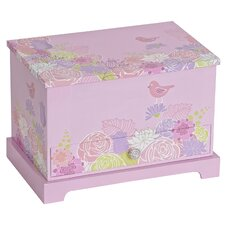Piper Musical Ballerina Jewelry Box