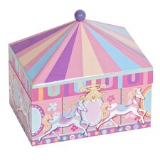 Edie Musical Jewelry Box