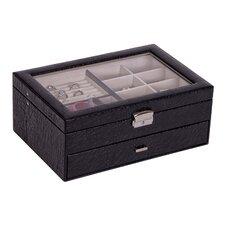 Colette Locking Jewelry Box
