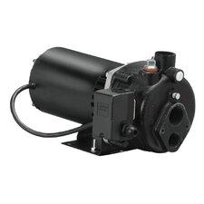 1/2 HP Cast-Iron Convertible Well Jet Pump