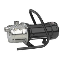 1 HP Portable Stainless Steel Lawn Sprinkling Pump
