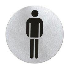"""Signo Door Plate """"Men's Room"""""""