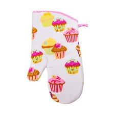 Frosted Cupcake Oven Mitt