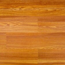 "American Burlington 6"" x 36"" x 2.03mm Vinyl Plank in Stratton"