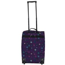 "Zorro 20"" Carry-On Spinner Suitcase"