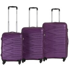 Fargo 3 Piece Luggage Set