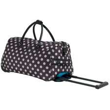 "Soho 21"" 2-Wheeled Travel Duffel"