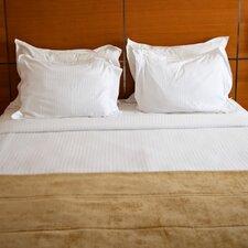 Stripes Hotel Line 6 Piece Queen Duvet Cover Set