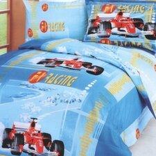 F1 4 Piece Junior Duvet Cover Set