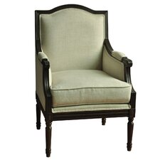 Huntington Linen Arm Chair