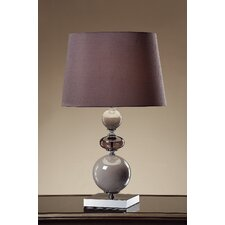 "Joelle 23"" H Table Lamp with Empire Shade"