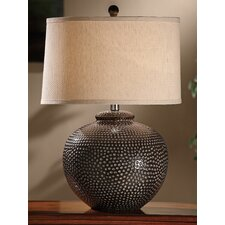 "Graham 26"" H Table Lamp with Empire Shade"
