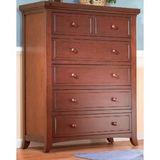 Alex 5 Drawer Chest