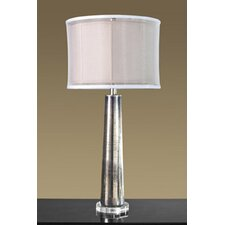 "Mayfair 35"" H Table Lamp with Drum Shade"