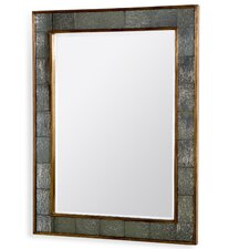 Emery Glass Frame Mirror