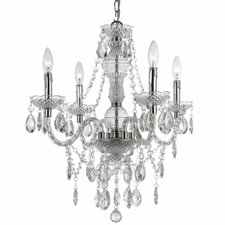 Fashion 4 Light Mini Chandelier