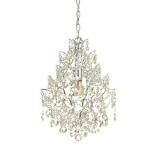 Cosmo 1 Light Mini Chandelier