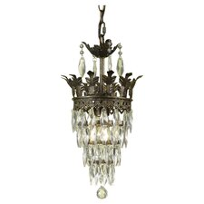 Sovereign 1 Light Mini Chandelier
