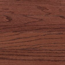 "Augusta 5"" Engineered Red Oak Hardwood Flooring in Henna"