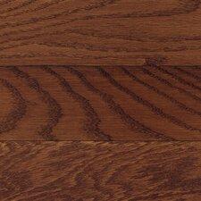 """Washington 2-1/4"""" Solid Oak Hardwood Flooring in Burgundy"""