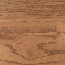 "Harrison 5"" Engineered Red Oak Hardwood Flooring in Cocoa"