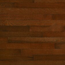 "Monroe 3-1/4"" Solid Hickory Hardwood Flooring in Mocha"