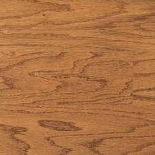 "Harrison 5"" Engineered Red Oak Hardwood Flooring in Honey"