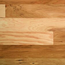 "Silverton 5"" Engineered Hickory Hardwood Flooring in Sunset"