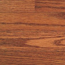 "Thornton 2-1/4"" Solid Oak Hardwood Flooring in Cider"