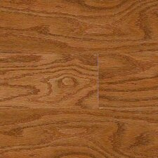"Intuition with Uniclic 4"" Engineered Oak Hardwood Flooring in Cocoa"