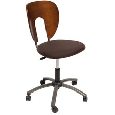 Vision Mid-Back Office Chair with Swivel