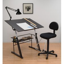 Zenith Drafting Table Set
