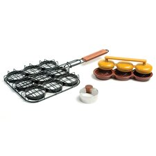 Deluxe 3 Piece Mini Burger Set