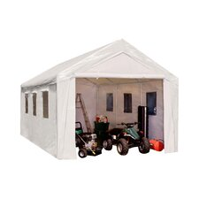 Hercules II 10.5 Ft. W x 20 Ft. D Garage