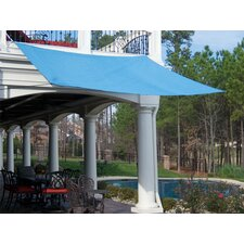 Quadrilateral 16ft. x 16ft. Sun Shade Sail