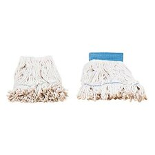 Mop Heads,Cotton,Rayon,Synthetic,Launderable,Medium,Natural