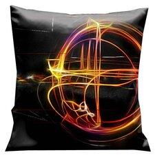 Contempo Light Show Throw Pillow
