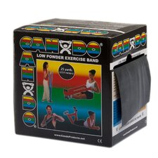 Extra Heavy Low Powder Exercise Band