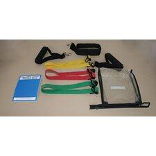 Adjustable Exercise Band Kit (Set of 3)