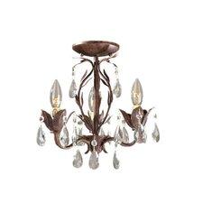 Bijoux 3 Light Chandelier