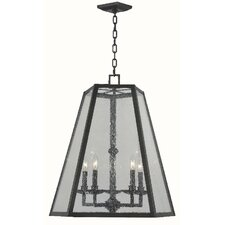 Bedford 5 Light Foyer Pendant