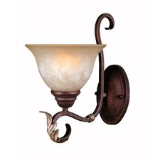 Olympus Tradition 1 Light Wall Sconce