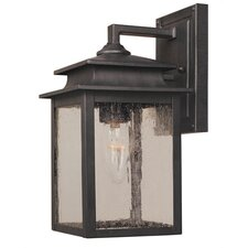 Sutton Outdoor 1 Light Wall Sconce