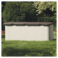 7 Ft. W x 3 Ft. D Resin Tool Shed