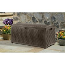 99 Gallon Resin Deck Storage Box