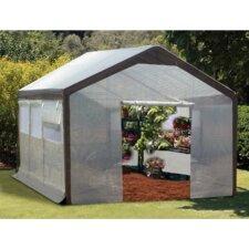 Spring Gardener 10 Ft. W x 20 Ft. D Polyethylene Gable Greenhouse