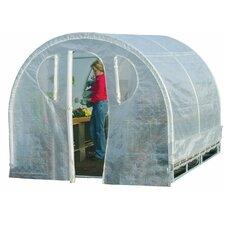 Weatherguard 8 Ft. W x 8 Ft. D Polyethylene Greenhouse