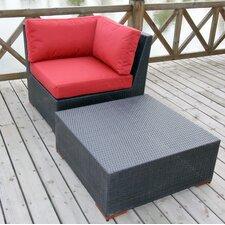 Pasadina 2 Piece Deep Seating Group with cushions