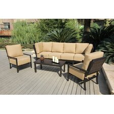 Monterey 7 Piece Deep Seating Group with Cushions