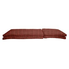 Dupione Outdoor Sunbrella Lounge Chair Cushion